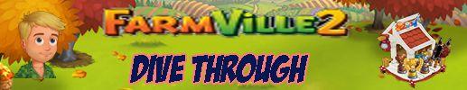Farmville 2 quest guide Dive-Through